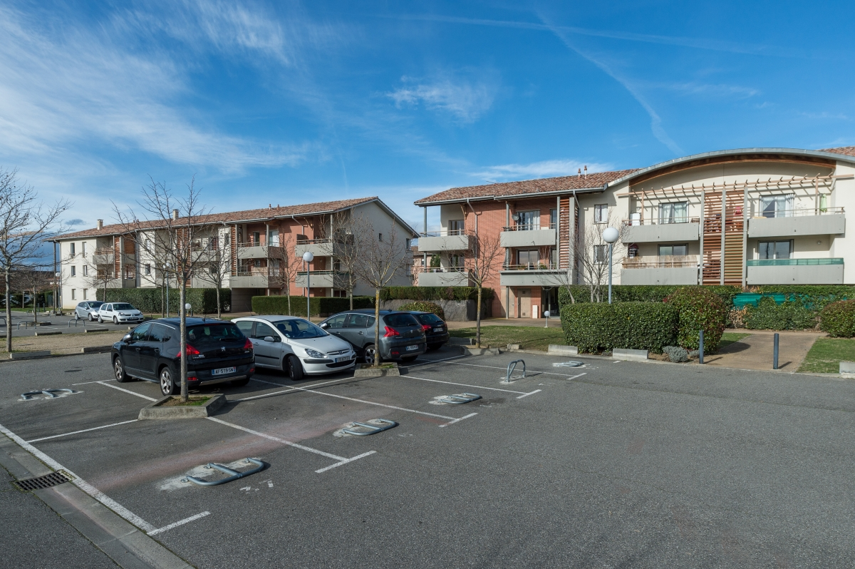 Vente appartement 2 pieces toulouse 31300 for Location garage toulouse 31300